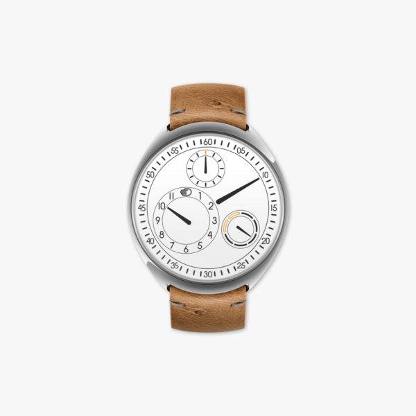 Watch Ressence Type 1 W Slim White Titane White Maison De Greef 1848