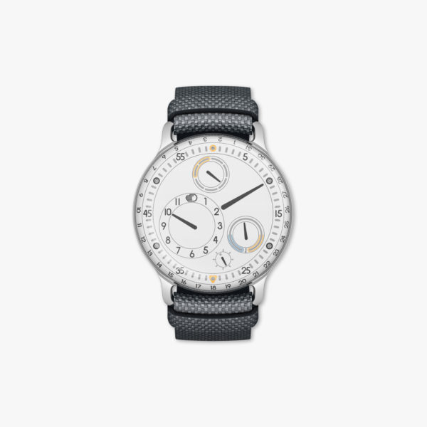Watch Ressence Type 3 W White Titanium White Maison De Greef 1848