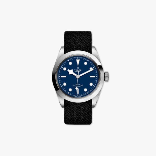 Watch Tudor Heritage Black Bay 41 M79540 0010 Stainless Steel Blue Tissue Black Maison De Greef 1848