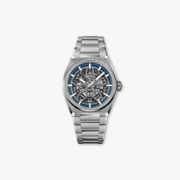 Watch Zenith Defy Classic Elite 95 9000 670 78 M9000 Titanium Openworked Maison De Greef 1848