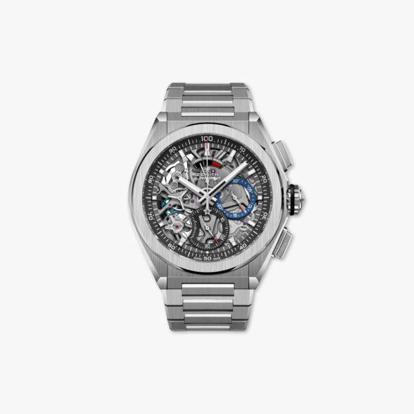 Watch Zenith Defy El Primero 21 95 9000 9004 78 M9000 Titanium Chronograph Maison De Greef 1848