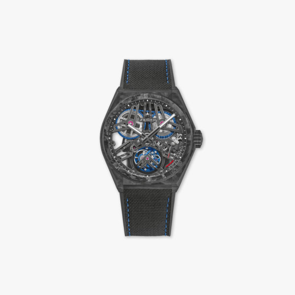 Defy Fusee Tourbillon in carbon