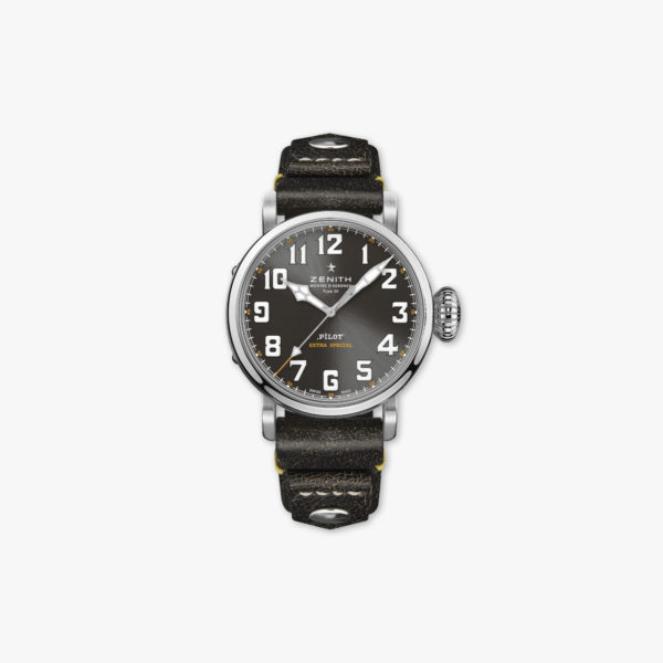 Zenith Pilot Type 20 Rescue 03 2434 67920 I010 Front