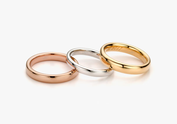 Wedding ring model Harmony